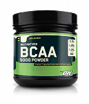 Optimum Nutrition BCAA 5000 Powder, 345 г