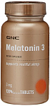 GNC Melatonin 3, 120 таб