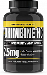 PrimaForce Yohimbe HCL 2,5 mg, 90 капс