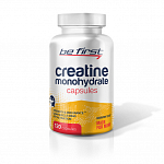 Be First Creatine Monohydrate, 120 капс