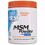 Doctor's Best MSM Powder, 250 г