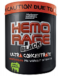 Nutrex Hemo Rage Black Ultra Concentrate, 260 г