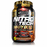 MuscleTech Nitro-Tech Whey Gold, 1020 г