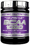 Scitec Nutrition BCAA 1000 with Vitamins B, 300 капс