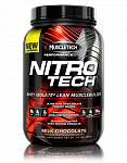 MuscleTech Nitro-Tech Whey Protein Isolate, 907 г