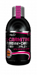 BioTechUSA L-Carnitine 70.000 mg + Chrome, 500 мл
