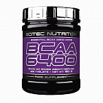 Scitec Nutrition BCAA 6400, 125 таб