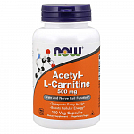 Now Acetyl L-Carnitine, 100 капс