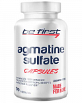 Be First Agmatine Sulfate, 90 капс