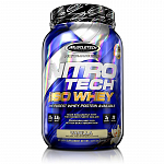 MuscleTech Nitro-Tech Iso Whey, 820 г