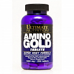 Ultimate Nutrition Amino Gold 1000, 250 таб