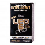 Nutrex Lipo 6 Black Hers Ultra Concentrate, 60 капс